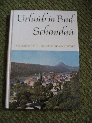 Preisvergleich Produktbild Urlaub in Bad Schandau