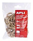 APLI 12863 - Pack de 200 gomas elásticas, 160 x 5 mm