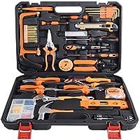 Cassetta degli attrezzi Inicio Juego de herramientas de mano Caja de herramientas de hardware Electricista Carpintería Herramienta multifunción de reparación especial