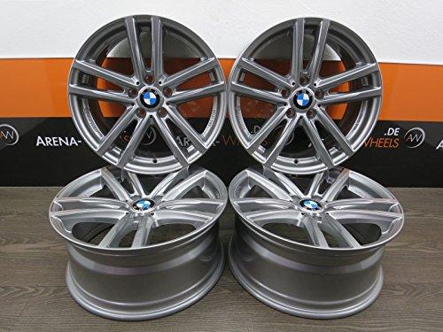 4 Alufelgen RIAL X10 18 Zoll passend für BMW 1er F20 2er 3er F30 5er F10 4er 6er F12 7er ZX1 X3 NEU