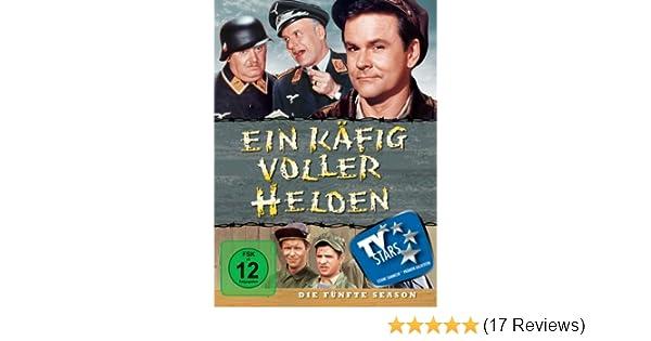 Ein Käfig Voller Helden Die Fünfte Season 4 Dvds Amazonde Bob