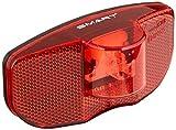 Smart, Luce posteriore portapacchi bici, 80 mm