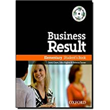 Business Result Elementary: With Interactive Workbook on CD-ROM Student's Book Pack by David Grant (2009-11-16)