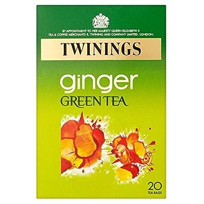 Twinings Thé Vert Au Gingembre (20)