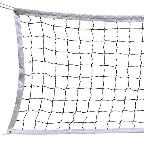 EFFT Life Classic Volleyball Net Ersatz für Outdoor Sports Garten Schoolyard Backyard Beach -