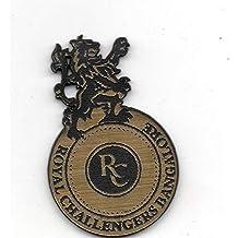 The Logo Man RCB 3D Emblem Decal Mobile Phone Sticker Logo