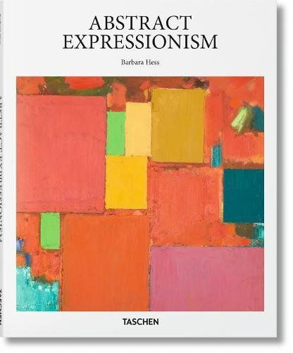 Abstract Expressionism (Basic Art) por Barbara Hess