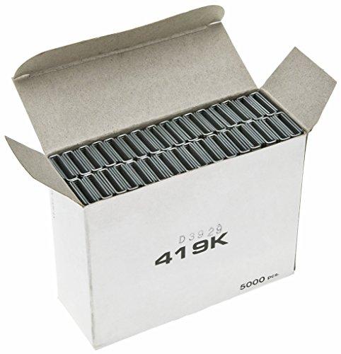 """Steelex D3929 Calibre 18 3/4 """"x 1/4""""-Couronne Boîte de 5000 agrafes"""