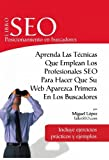 Image de Libro SEO Posicionamiento en Buscadores  (edición 3.1)