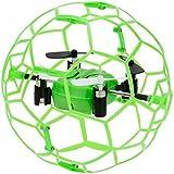 Mini Drone Rc Pelota ¡Casi Irrompible!   Ideal para Interiores   Iniciación   Juguetes Niños