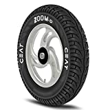 #5: Ceat Zoom D  90/90 -12 54J Tubeless Scooter Tyre,Front or Rear (Home Delivery)