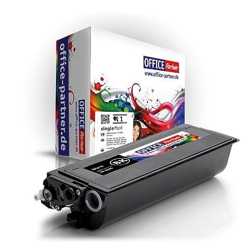 Compatible Brother TN6600 (noir) - Supérieure Qualité Toner pour BROTHER DCP-1200 / 1400 ; HL-1030 / 1200 / 1200DX / HL-1200E / 1200NE / 1200NTR / 1200PS / HL-1220 / 1230 / 1240 /1240DX / HL-1250 / 1250DLT / 1250LT / HL-1270 1270N / 1270NLT / HL-1420 / 1430 / 1440 / HL-1450 / 1450DLT / 1450LT / HL-1470LT / 1470N / 1470NLT / HL-P 2500 / P 2600 / MFC-8500 / 8500J / 8600 / 8600J / MFC-8700 / 8700CP / 9600 / 9600J / MFC-9600J / 9650 / 9560N / 9660 / 9660N / 9700 / 9750 / 9760 / MFC-9800 / 9800J / 9850 / 9860 / 9870 / 9880 / 9880N / Intellifax 4100 / 4750 / 4750 E / Intellifax 5750 / 5750E / Fax-4750 / 5750 / 8350P / Fax-8360P / 8360PLT / 8750P