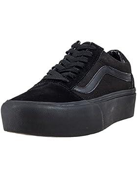 Vans Damen Old Skool Platform Sneaker