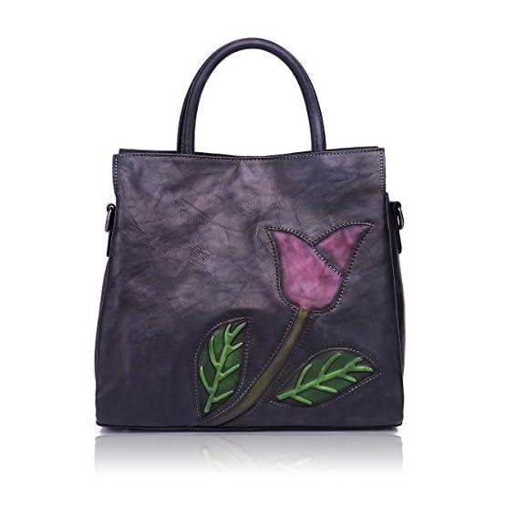 APHISONUK Designer Soft Leather Totes Handbags for Women 4a7b94fd93cf3