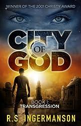 Transgression: A Time-Travel Suspense Novel (City of God Book 1) (English Edition)