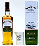 Bowmore small Batch 0,7 L plus Bowmore Wasserkrug