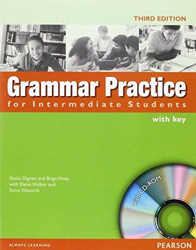 Grammar practice. Intermediate. With key. Per le Scuole superiori. Con CD-ROM