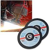2er Pack Trennscheiben für Metall 180x3x22mm