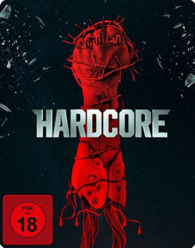 Hardcore (Limited Steelbook) [Blu-ray]