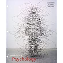 Introducing Psychology (Loose Leaf) by Daniel L. Schacter (2009-12-25)