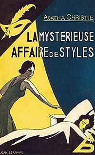 La mystérieuse affaire de Styles par Agatha Christie