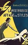 La mystérieuse affaire de Styles par Christie