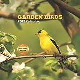 Garden Birds 2021 Calendar: Wall Planner Pet or Nature Lover / Owner / Watcher Gift for Men or Women Birthday Ideas…