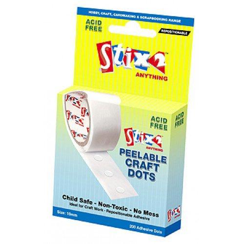 sale-200-x-10mm-repositionable-glue-dots