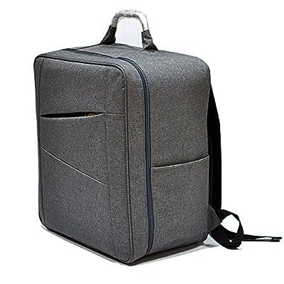 TELESIN Backpack Case Carrying Case Shoulder Case Bag for DJI Phantom 4 Professional/Advanced RC Drone,Mavic Pro Waterproof Shoulder Bag Outdoor Protective Carrying Casing
