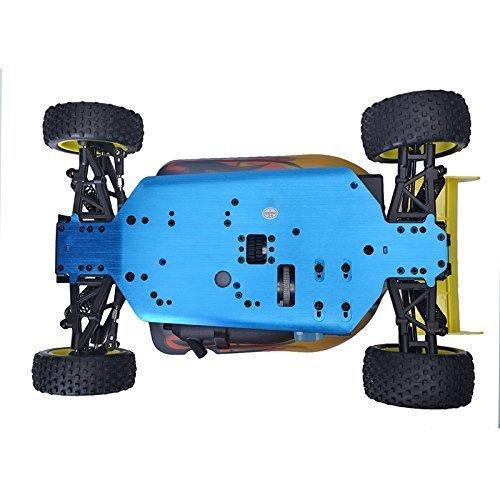 HSP RC Auto 1/10Maßstab Modelle Nitro Gas Power 4WD Zwei Speed Off Road Buggy 94166High Speed Fernbedienung Auto -