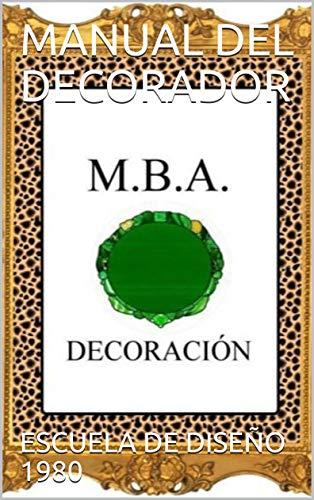 MANUAL DEL DECORADOR