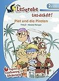 Piet und die Piraten: Tägliches Lesetraining mit Stickerspaß (Leserabe - Lies dich fit)