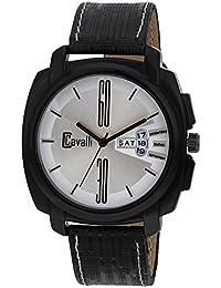 Cavalli Analogue Silver Dial Men's & Boy's Watch - Cs2694