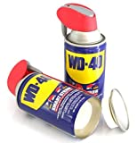 WD-40 Diversion Stash Can Safe by BeWild