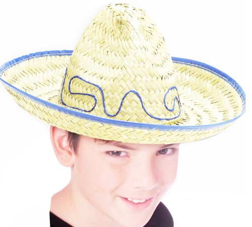 Forum Neuheiten Inc 34379 Child Sombrero