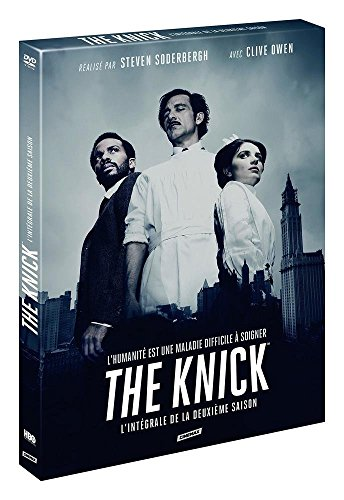 The knick. L'intégrale de la deuxième saison