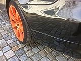 Car-Tuning24 56143302 E36 COUPE 2Stk Radlauf Verbreiterung CARBON typ Kotflügelverbreiterung 43cm