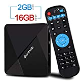 Smart TV Box D5 Android 7.1 Media Player With Amlogic S905W Quad-Core 4K