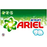 Ariel Actilift Drytabs Ariel Biological 20 Washes 1.32 Kg (Pack Of 4)