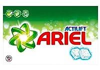 Ariel Actilift Drytabs Biological 20 Washes (1.32 Kg)-Pack of 4