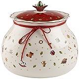 SSITG Dose Keksdose Gebäckdose Porzellan Weihnachten