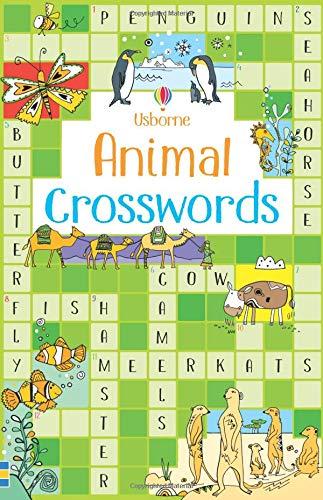 Animal Crosswords por Phillip Clarke