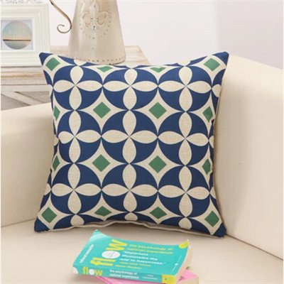 New RUBIHOME Cushion Without Inner Creative Geometric Polyester Square Home Decor Sofa Car Seat Decorative Throw Pillow Almofada 16