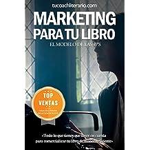 Marketing para tu libro: El modelo de las 4 P'S.