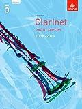Selected Clarinet Exam Pieces 2008-2013, Grade 5 Part (ABRSM Exam Pieces)