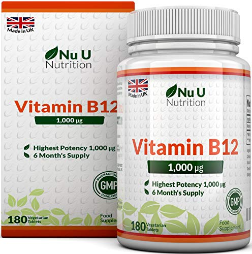 Vitamine B12 1000 µg | Méthylcob...