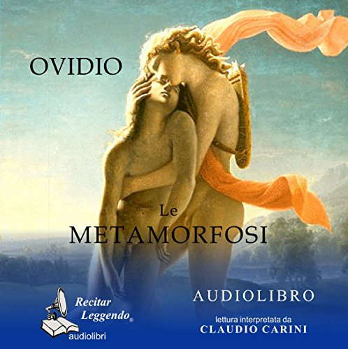 Le metamorfosi  Audiolibri
