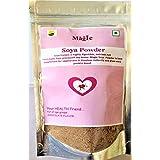 Magic Soya Protein Powder In Chocolate Flavor, Soya Powder For Milk, Soya Protein, Non Gmo, Chocolate Soya Milk...