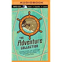The Adventure Collection: Treasure Island, The Jungle Book, Gulliver's Travels, White Fang, The Merry Adventures of Robin Hood (The Heirloom Collection) by Jonathan Swift (2015-09-01)
