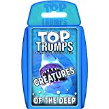 Picture Of Creatures of the Deep Top Trumps Card Game